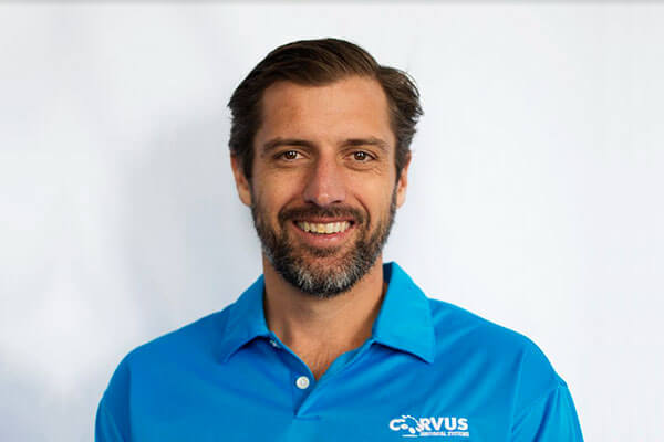 Justin Douglas Corvus founder and CEO