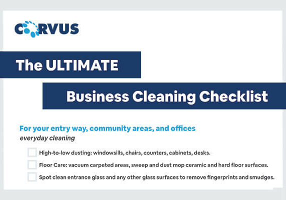 Business Cleaning Checklist
