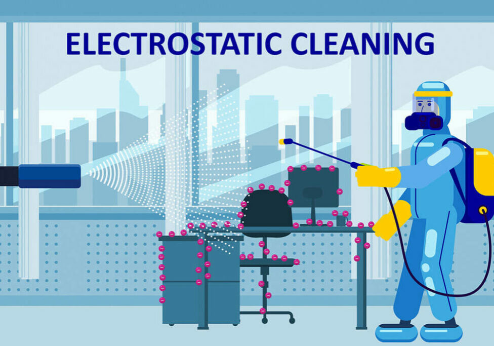 Is Electrostatic Cleaning right for your office